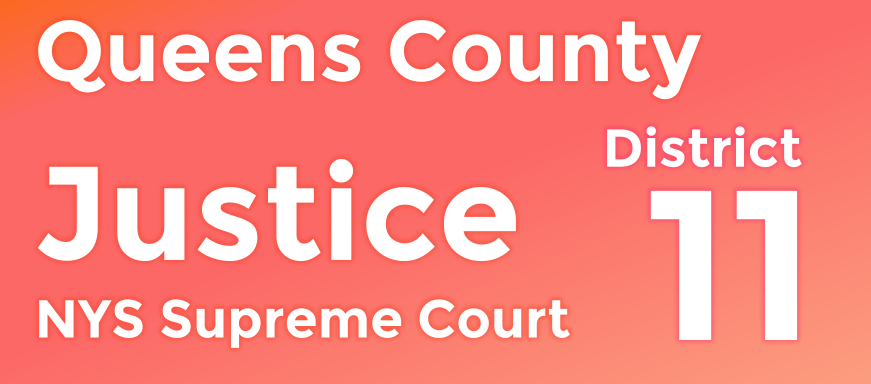 NYS Supreme Court Justice: Kings County District 2 • Civic Juice